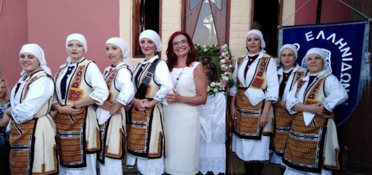 Το Λύκειο των Ελληνίδων στη γιορτή του Αγίου Φανουρίου (pics)