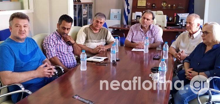 Ξεκίνησαν οι συνεργασίες επιχειρήσεων της Φλώρινας με επιχειρήσεις της Πάφου (video)