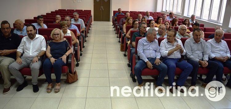 Επιχειρηματίες από την Πάφο επισκέπτονται τη Φλώρινα (video, pics)