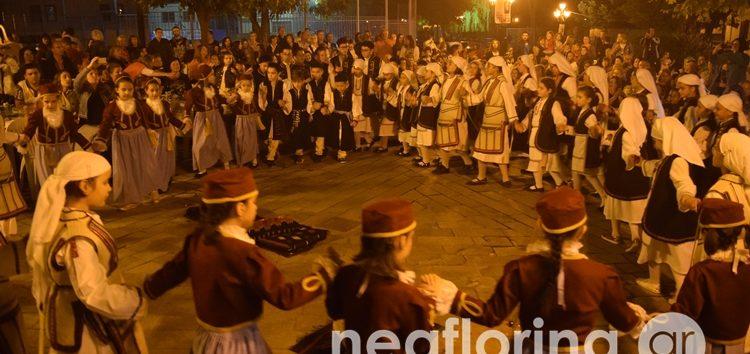 Το 6ο Παιδικό Φεστιβάλ – Πανηγύρι Παραδοσιακών Χορών από τον «Αριστοτέλη» (video, pics)