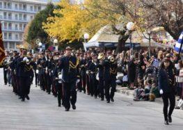 Μουσική και τραγούδια από τη Φιλαρμονική Δήμου Φλώρινας