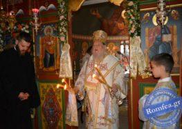 Ο εορτασμός της Παναγίας στην Ιερά Μονή Κοιμήσεως της Θεοτόκου Κλαδοράχης