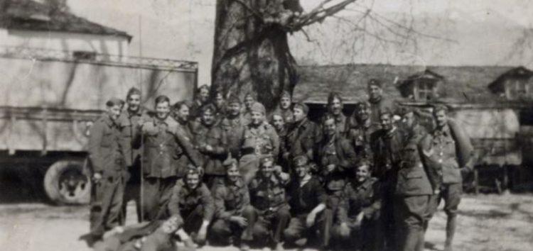 Λιποτάχτες στην Φλώρινα την δεκαετία του 1940