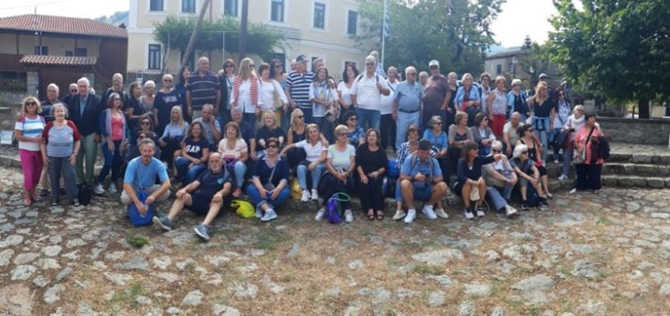 Το Λύκειο Ελληνίδων Φλώρινας υποδέχτηκε τον Σύλλογο Κοινωνικής – Πολιτιστικής Παρέμβασης Δήμου Ν. Ηρακλείου Αττικής (pics)