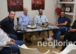 Βουλευτές της Νέας Δημοκρατίας επισκέφτηκαν τα Λιγνιτωρυχεία Αχλάδας (pics)