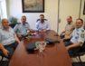 Συνάντηση του δημάρχου Φλώρινας με τον διευθυντή και τους διοικητές των τμημάτων της Διεύθυνσης Αστυνομίας Φλώρινας