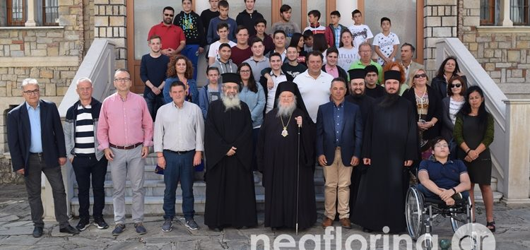 Αγιασμός για τη νέα χρονιά στο Εκκλησιαστικό Γυμνάσιο – Λύκειο Φλώρινας (video, pics)