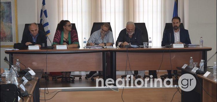 Ο Μιχάλης Χάτζιος πρόεδρος του δημοτικού συμβουλίου Φλώρινας – Αντιπρόεδρος ο Μ. Τσιώκας, γραμματέας η Χ. Βοζινίδου (video, pics)
