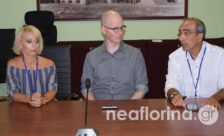 Κορυφαίο πνευματικό γεγονός για τη Φλώρινα το 4ο Διεθνές Συνέδριο Δημιουργική Γραφή (video, pics)