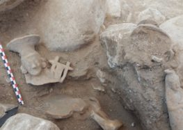 Εντυπωσιάζουν τα νέα αρχαιολογικά ευρήματα στην Αχλάδα