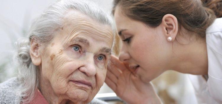 Βαρηκοΐα σχετιζόμενη με την ηλικία / Πρεσβυακουσία