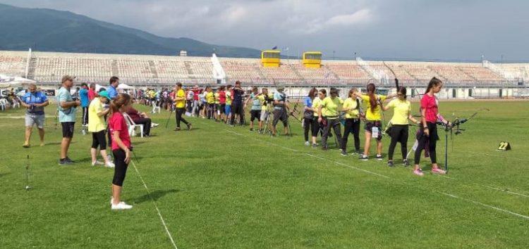 Mε πανελλήνιο ρεκόρ και σπουδαίους αγώνες ολοκληρώθηκε στη Φλώρινα το Κύπελλο Ελλάδος στην τοξοβολία