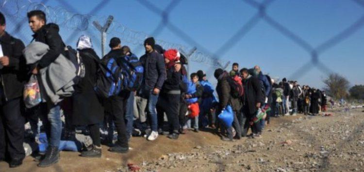 Το μεταναστευτικό πρόβλημα