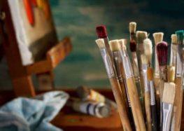 Μαθήματα ζωγραφικής της Λέσχης Πολιτισμού Φλώρινας – Προετοιμασία για τη Σχολή Καλών Τεχνών