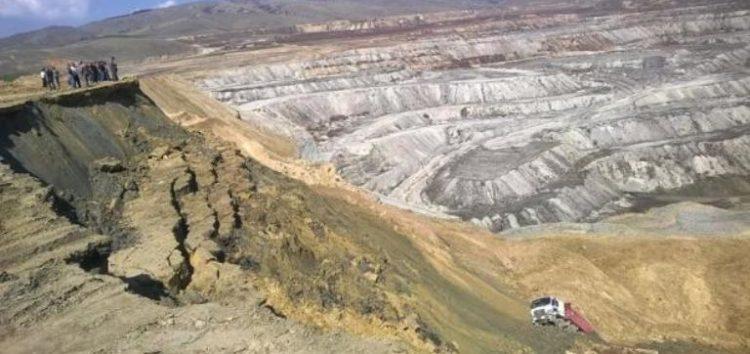 Το Σωματείο Εργαζομένων στα λιγνιτωρυχεία Αχλάδας καταγγέλλει τη διοίκηση της «Λιγνιτικής Μελίτης Α.Ε.» και το υπουργείο Ενέργειας