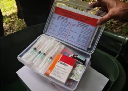 Αμύνταιο: Ειδικό κουτί πρώτων βοηθειών έσωσε τρεις ποιμενικούς