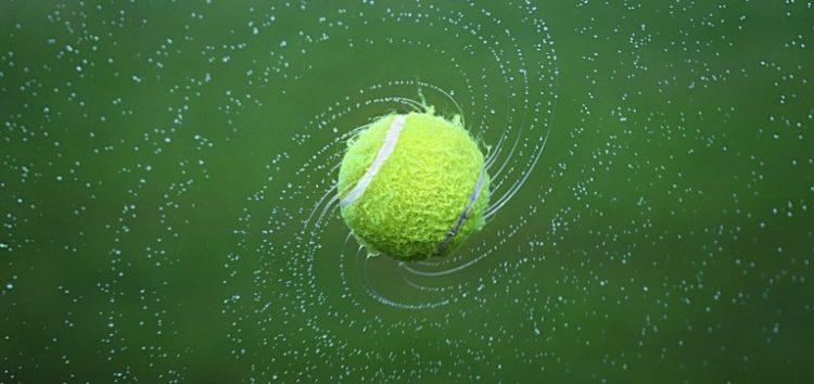 Μαθήματα ενηλίκων από την ομάδα τένις της Λέσχης Πολιτισμού Φλώρινας