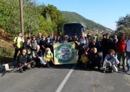 Με μεγάλη επιτυχία η ορειβατική πορεία Φ.Ο.Ο.Φ. & Φ.Ο.Ο. Κουφαλίων (pics)