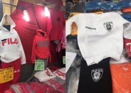 Κατάσχεση και πρόστιμο 10.500 ευρώ για ρούχα «μαϊμού» και έλλειψη παραστατικών στην εμποροπανήγυρη Αμυνταίου