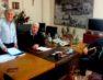 Υπεγράφη η εκτέλεση παράλληλων έργων αναδασμού αγροκτημάτων Παλαίστρας – Μελίτης