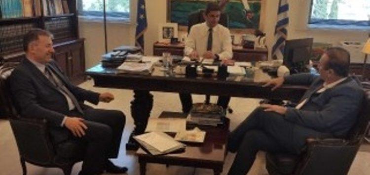 Σειρά συναντήσεων του δημάρχου Αμυνταίου για διεκδίκηση θεμάτων της περιοχής