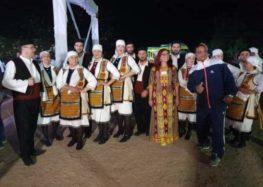 Ευχαριστήριο προς τη χορευτική ομάδα του Λυκείου των Ελληνίδων Φλώρινας