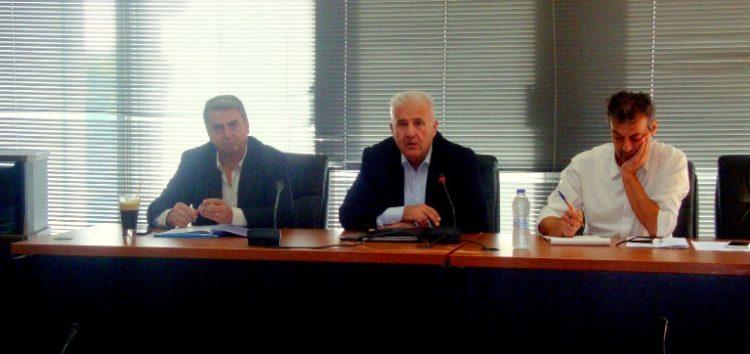 Πραγματοποιήθηκε η σύσκεψη του Συντονιστικού Οργάνου Πολιτικής Προστασίας στην Π.Ε. Φλώρινας (pics)