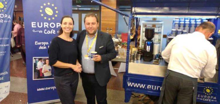 Το Europe Direct Δυτικής Μακεδονίας στις εργασίες της ετήσιας συνάντησης των Κέντρων Ευρωπαϊκής Πληροφόρησης στην Πράγα