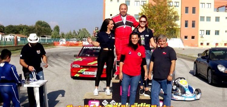 Η ομάδα Chatzichristos Racing Team Florina «έτρεξε» για την 5χρονη Λυδία