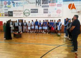 Αγιασμός για το αντρικό τμήμα basket του Αριστοτέλη – Δείπνο διοίκησης, παικτών & τεχνικού team πριν την έναρξη του πρωταθλήματος