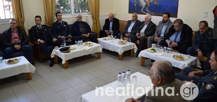 Ο εορτασμός της «Ημέρας της Αστυνομίας» και του προστάτη του Σώματος Αγίου Αρτεμίου στη Φλώρινα (video, pics)