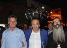 Συγχαρητήριο μήνυμα του Γιάννη Αντωνιάδη προς τον νέο Μητροπολίτη Φθιώτιδας κ.κ. Συμεών Βολιώτη