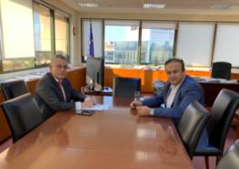 Σύσκεψη στο υπουργείο Περιβάλλοντος και Ενέργειας για τον κάθετο άξονα Ξινό – Φλώρινα