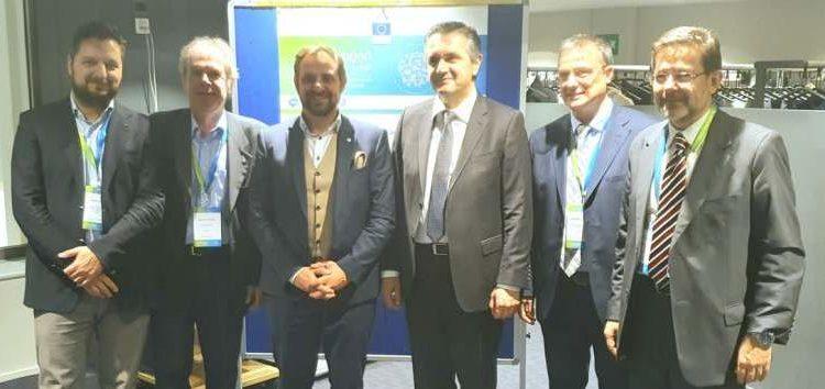 Επίσημα κατατέθηκε στην Ευρωπαϊκή Ένωση η πρόταση της Δυτικής Μακεδονίας για εφαρμογές και επενδύσεις στην τεχνολογία υδρογόνου