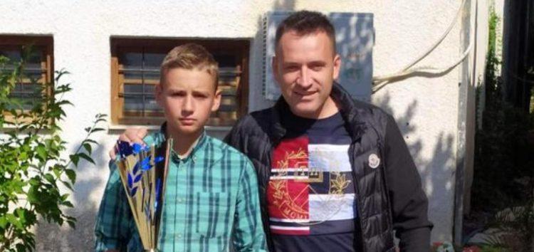 Κυπελλούχος Ελλάδος στη Χιονοδρομία για το 2019 ο αθλητής του ΑΟΦ Ευάγγελος Αθανασίου