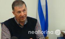 Άνθιμος Μπιτάκης: «Στρατηγικός μας στόχος η διασύνδεση με τον αγωγό Πτολεμαΐδα – Πτολεμαΐδα 5» (video)