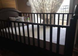 Πωλείται βρεφικό κρεβάτι