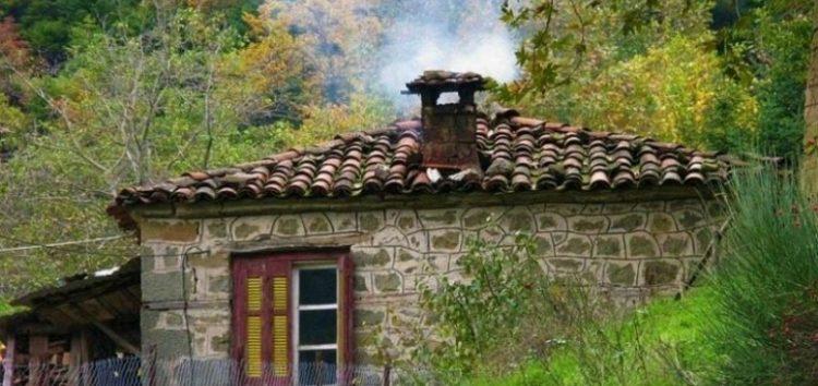 Κακό χωριό τα λίγα σπίτια