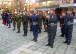 Ο εορτασμός της Ημέρας των Ενόπλων Δυνάμεων στη Φλώρινα (pics)