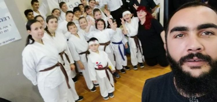Ο Shogun στο Πανελλήνιο Πρωτάθλημα Πολεμικών Τεχνών Karate Do (pics)