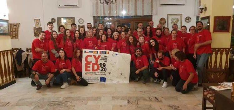 Ο ΟΕΝΕΦ στο Εκπαιδευτικό Σεμινάριο «CYED- Cooperation for Youth Exchanges Development» στη Ρουμανία (pics)