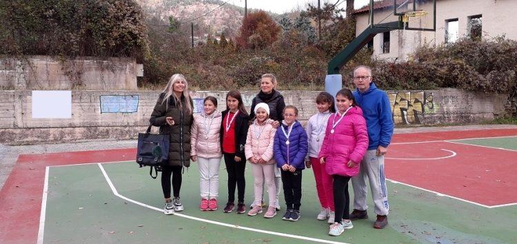 Το Προπαιδικό Πρωτάθλημα Τένις Κεντροδυτικής Μακεδονίας στη Φλώρινα (pics)
