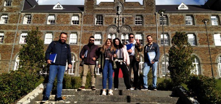Εκπαιδευτικό Σεμινάριο από τον ΟΕΝΕΦ στην Ιρλανδία (pics)
