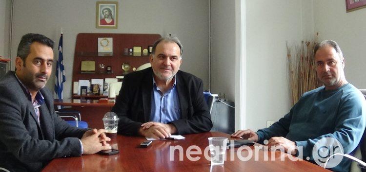 Ένας νέος εμπορικός δρόμος άνοιξε με τη συμμετοχή της Φλώρινας στην Αγροδιατροφική Έκθεση Βελιγραδίου (video)