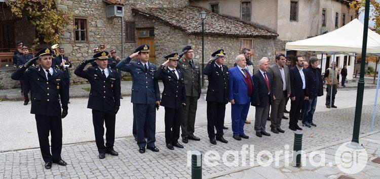 Η Ημέρα Μνήμης Πεσόντων Πυροσβεστών στον Άγιο Γερμανό Πρεσπών (video, pics)