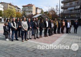 Η εκδήλωση του Εργατικού Κέντρου Φλώρινας για την επέτειο του Πολυτεχνείου (video, pics)