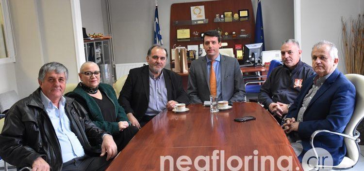 Το Επιμελητήριο Φλώρινας επισκέφτηκε ο νέος Έλληνας Πρόξενος στο Μοναστήρι (video)