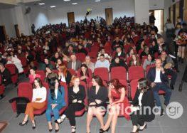 Ορκωμοσία αποφοίτων του τμήματος Νηπιαγωγών Φλώρινας (pics)