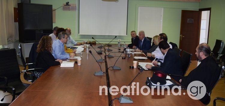 Σύσκεψη φορέων για το μέλλον των πανεπιστημιακών τμημάτων της Φλώρινας (video, pics)