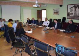 Οι προτάσεις που κατέθεσε ο δήμαρχος Φλώρινας Βασίλης Γιαννάκης σε σύσκεψη για το μέλλον του Πανεπιστημίου